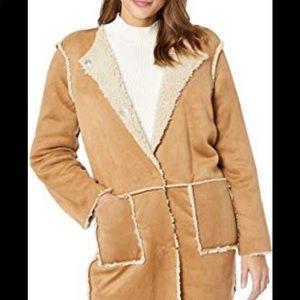 BB dakota fur lined jacket